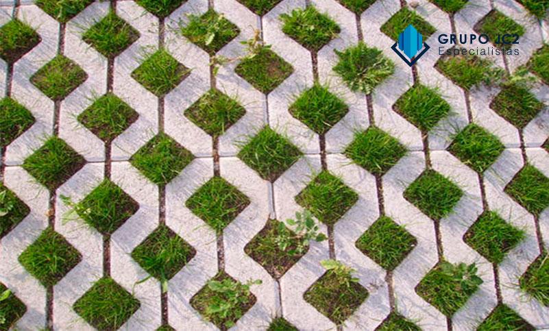 block grass prefabricados peru