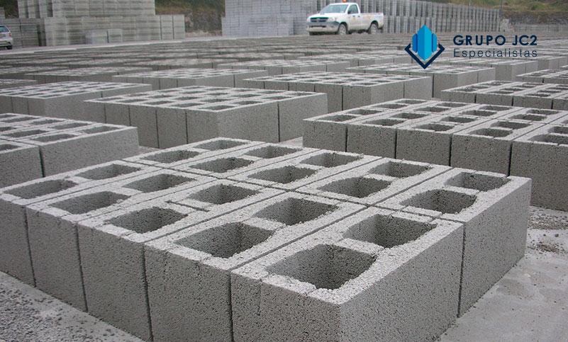 fabricación king block prefabricados de concreto