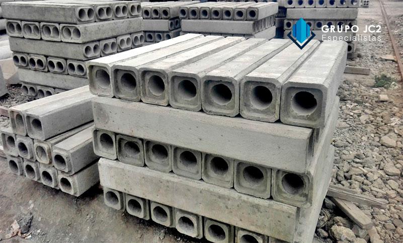 ductos prefabricados concreto lima peru